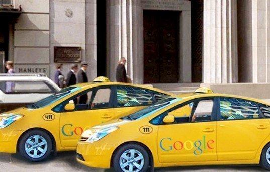 google taxi