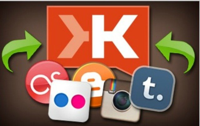 klout merger