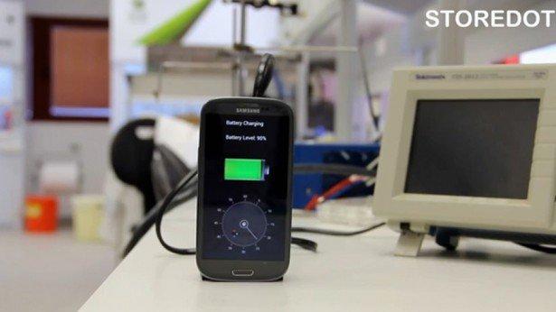 storedot phone charger