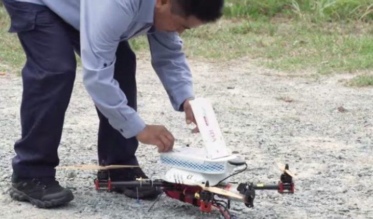 Drones in Singapore