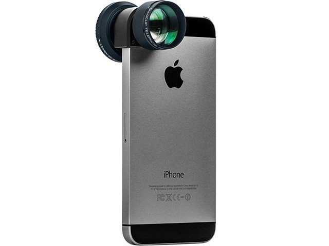 Olloclip's Telephoto + Circular Polarizing Lens for the iPhone 5/5s improves upon the already stunning camera