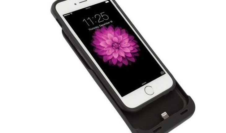 Tylt Energi Sliding Power Case for iPhone 6 dismissed general problems that come with battery cases