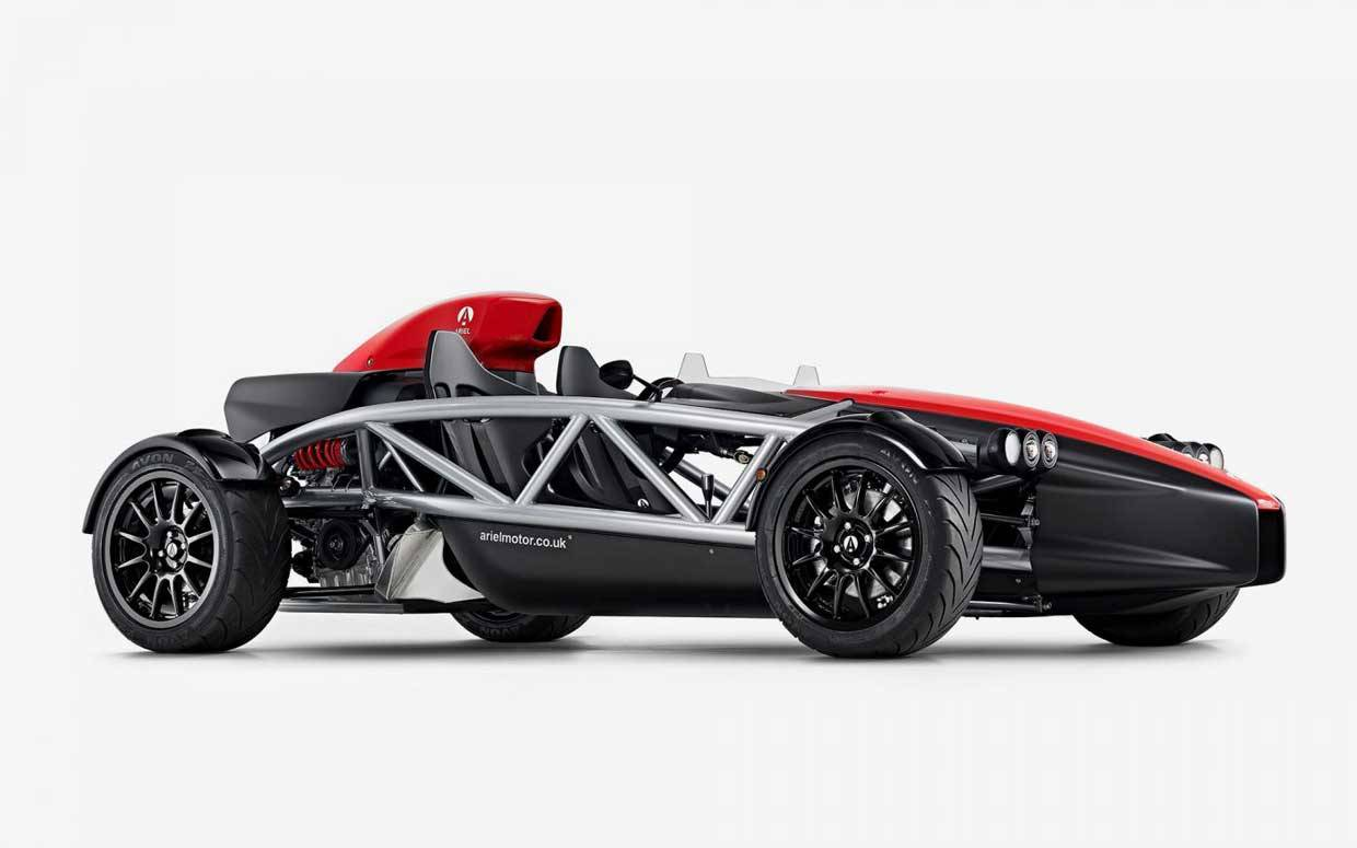 For those just looking for performance: Ariel Atom 4