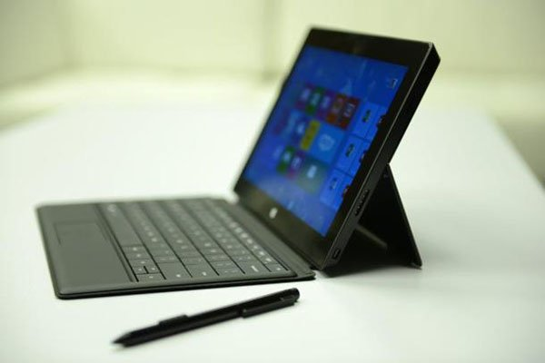 Rumor Has It Microsoft's New Tablet, Surface Pro Is On Display At Select Retailers…