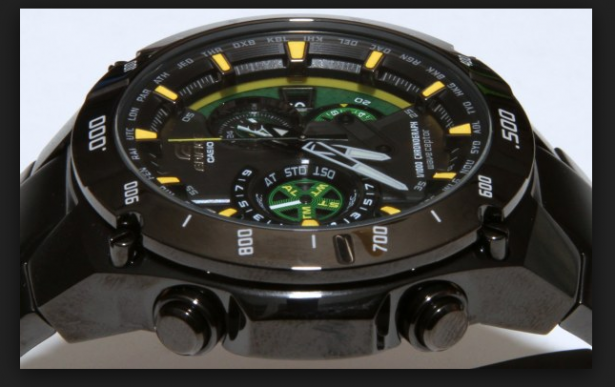 Casio's Latest Edifice Surf Watch
