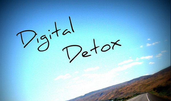 dont digital detox alone