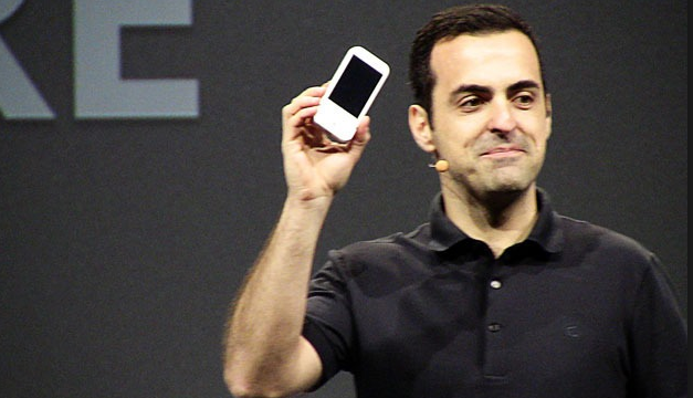 hugo barra exits google