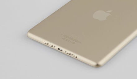 New Gold iPad Mini A Fake?