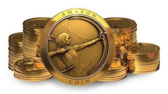 Amazon Coins (1)