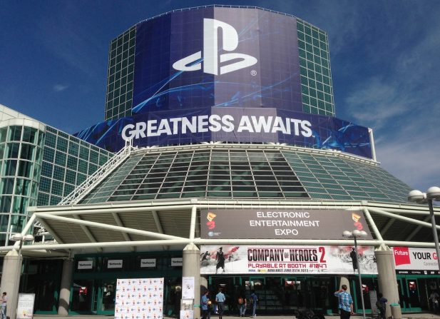 Sony Dominates the Electronic Entertainment Expo 2014