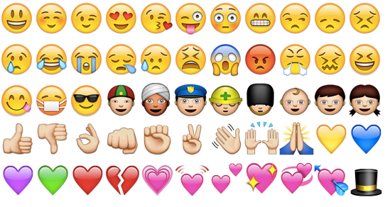 250 New Emoji Set to Be Released