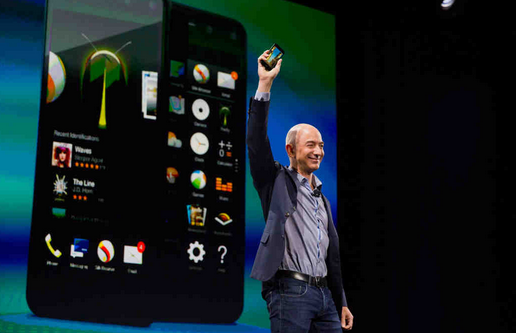 Why Amazon Really Released the Fire Phone