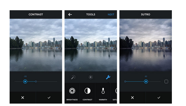 Instagram Offers New Photo Editing Features