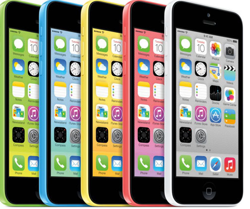 Walmart Drops the Price of the iPhone 5S and 5C