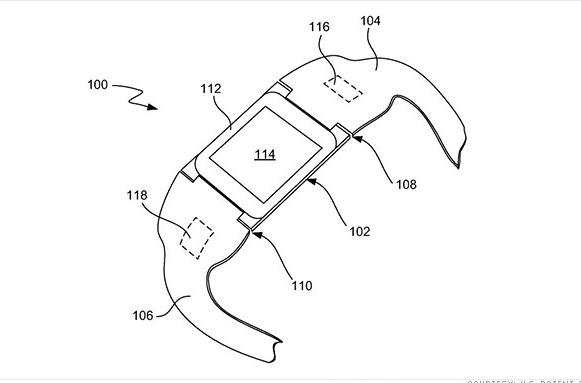 Apple Patent Reveals the iWatch Function and Design