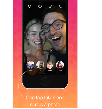 Instagram Launches new App Messaging App Bolt