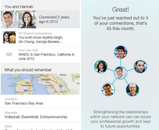 LinkedIn Releases New Connected App