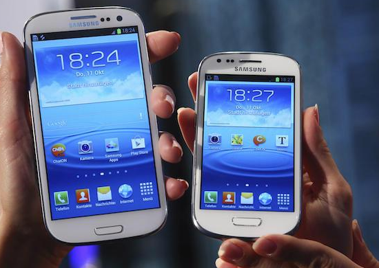 Samsung Releases New Mini Galaxy S5