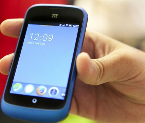 Mozilla Debuts $33 Smartphone