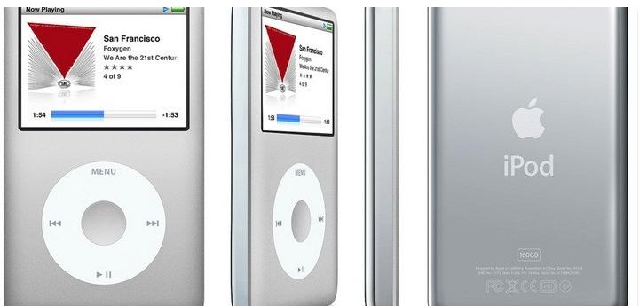 Goodbye iPod Classic