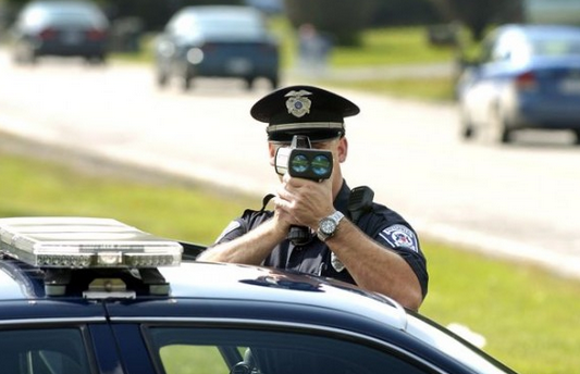 Radar Gun Detects if You are Texting and Driving