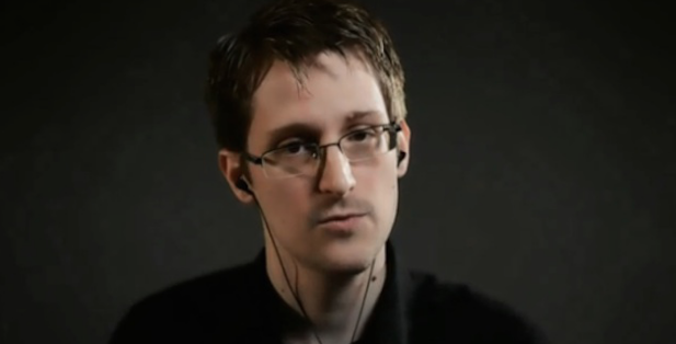 Edward Snowden Shares his Top 3 Privacy Tips