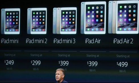 Apples Gold iPads are Here