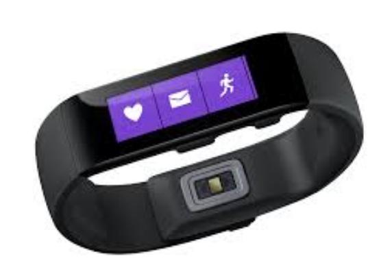 Microsofts New Fitness Gadget