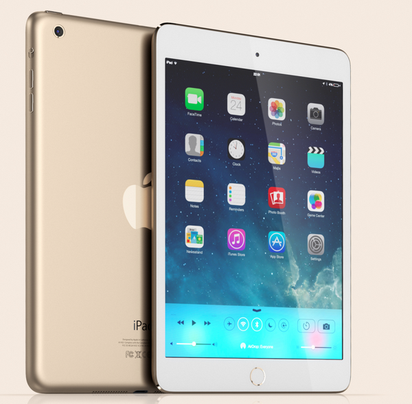 Apple to Launch Gold iPad