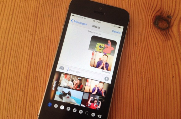 Forget Texts, Send GIF's Instead with Riffsy