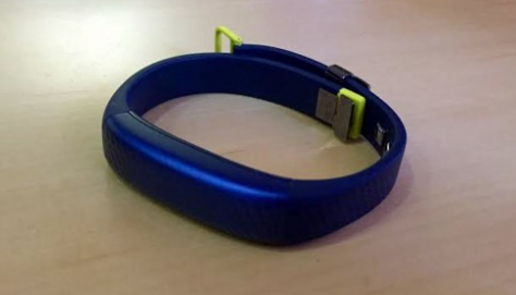 Jawbones Latest UP3 Fitness Band
