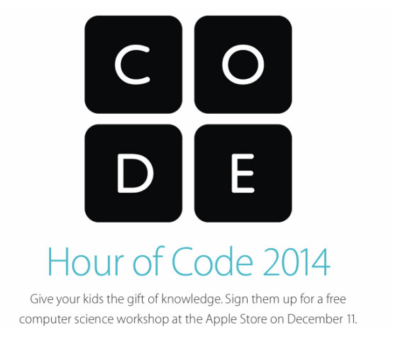 Learn How to Code with Apple's Free One Hour Workshop