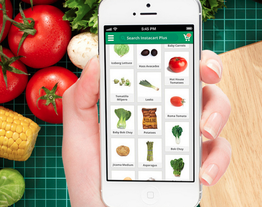 Instacart to be Valued at $2 Billion