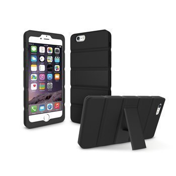 Layup iPhone 6 Plus Case By iLuv offers solid protection to your iPhone with kickstand