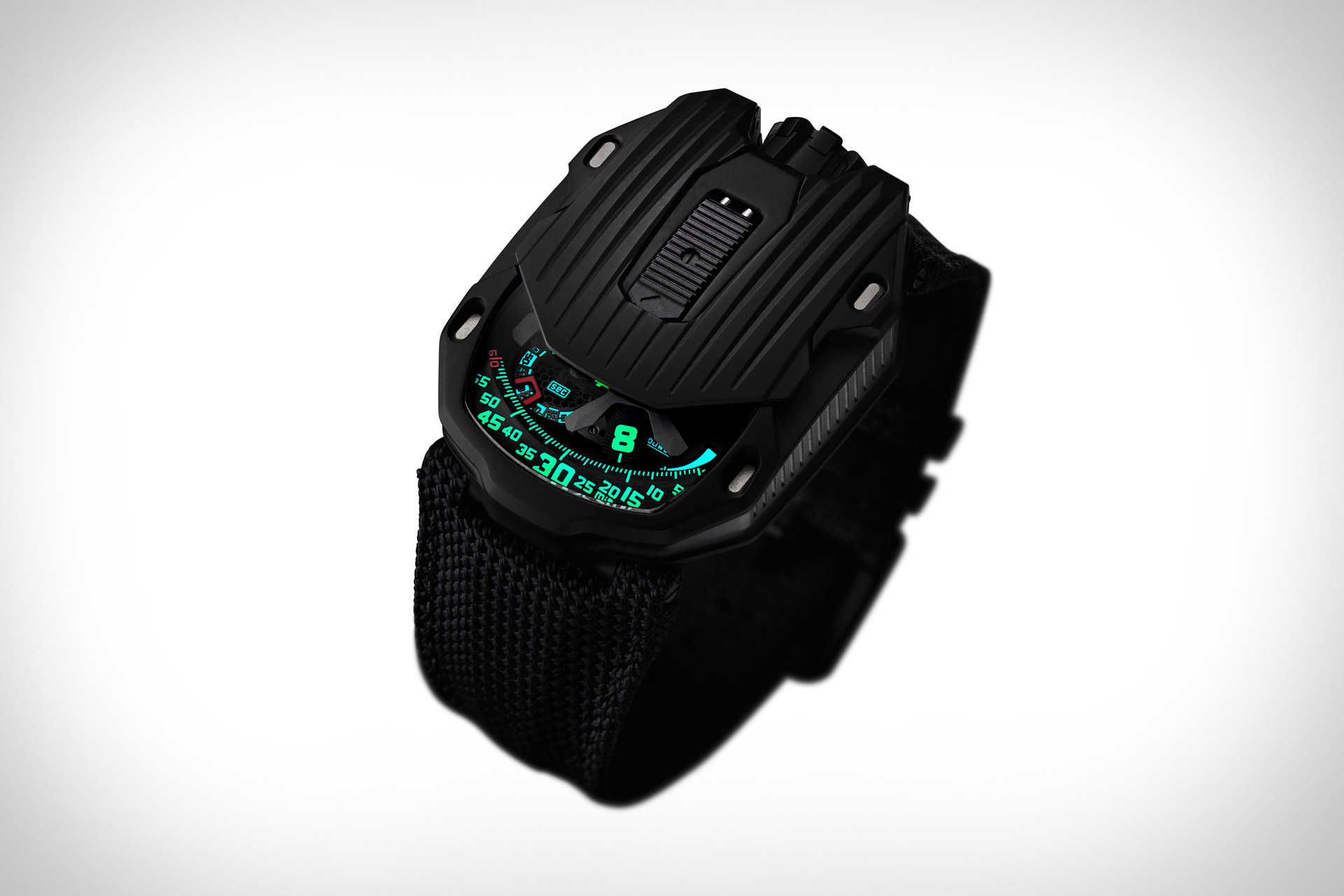 Urwerk Ur-105 Kryptonite Watch