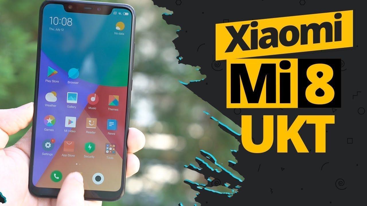 Xiaomi Mi 8 Long Usage Test
