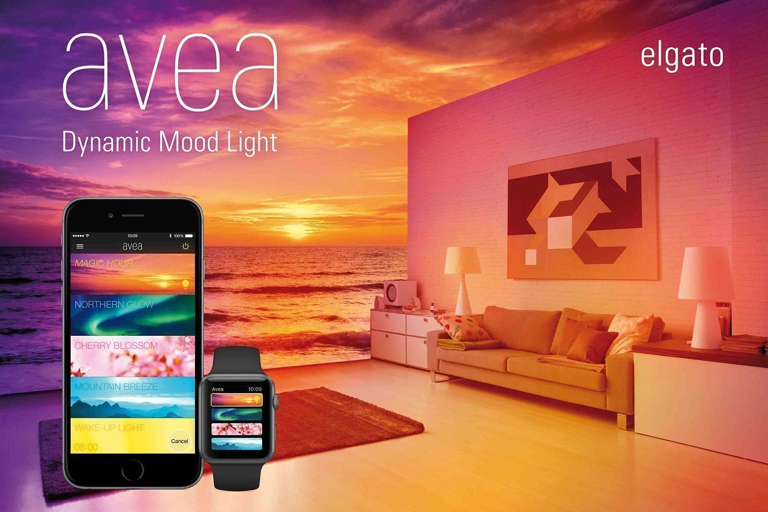 Elgato Avea Smart LED Bulb is an affordable device that can be controlled with your iPhone, iPad and Apple Watch