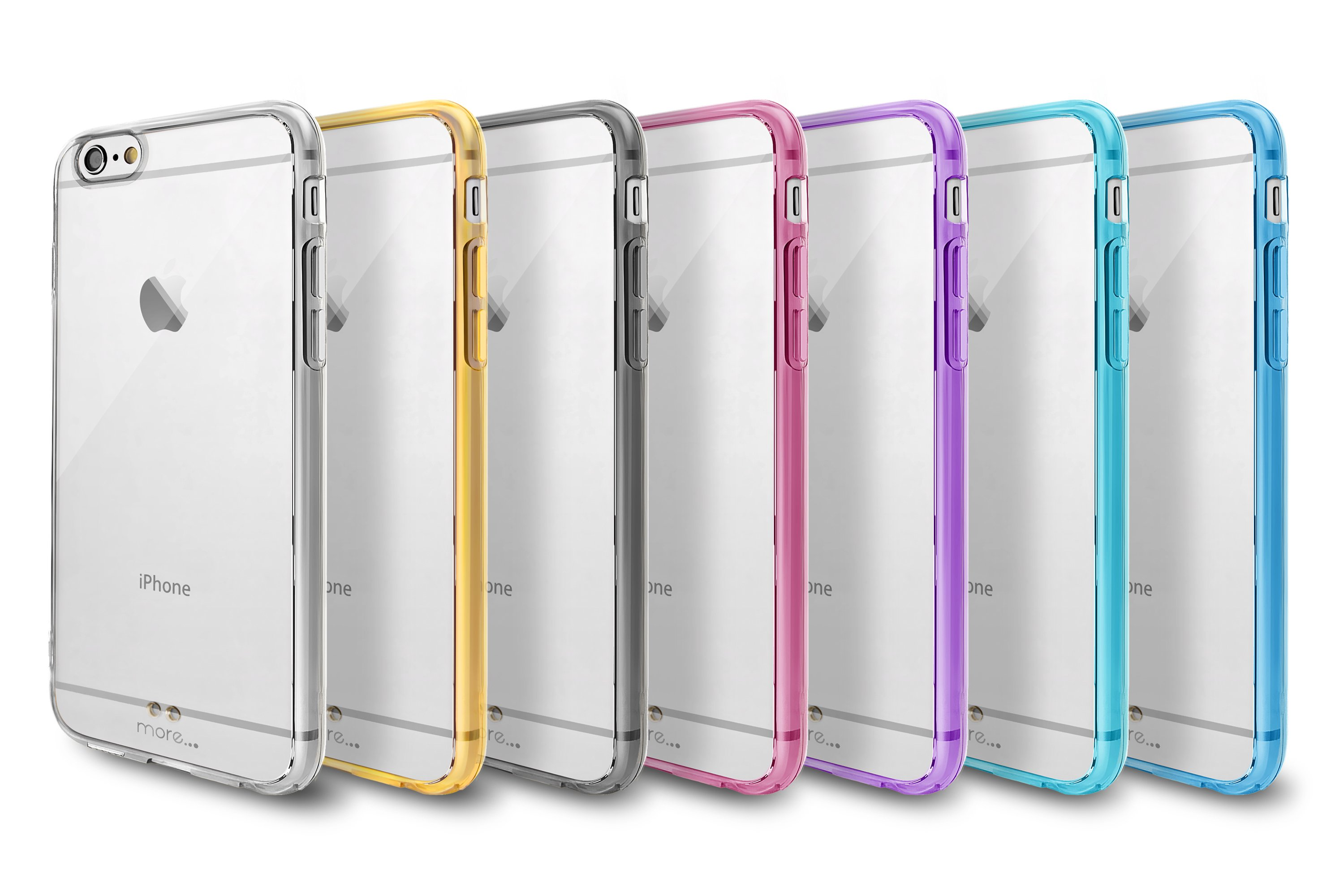 Thinnest Bumper Case for iPhone 6s and 6s Plus