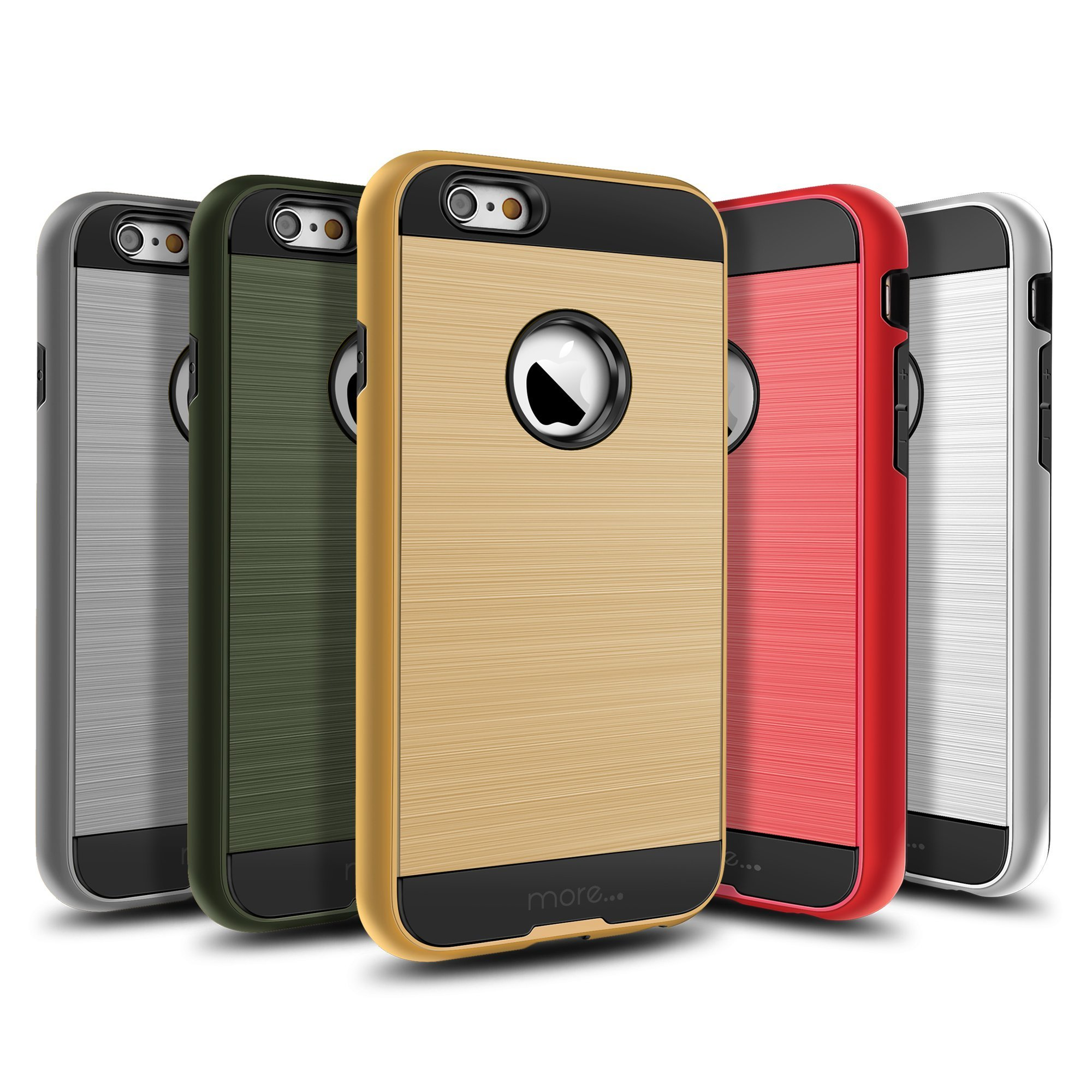 Top 5 Best iPhone 6S Cases in 2016 from More Case