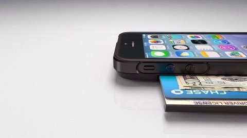 Push for iPhone 5/5s/5c is a discreet wallet case